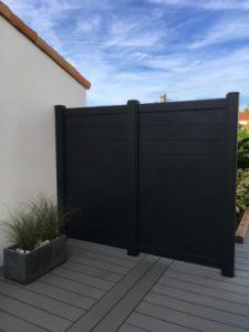 brise vue aluminium Vendée