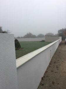 clôture aluminium avant projet à Olonne sur mer