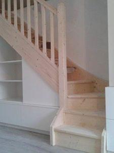 escalier sur mesure aux sables d olonne