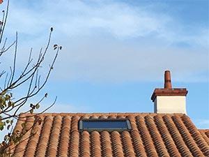 fenêtre de toit olonne sur mer en vendée