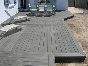 terrasse composite sables d'olonne