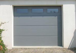 porte de garage aluminium olonne sur mer