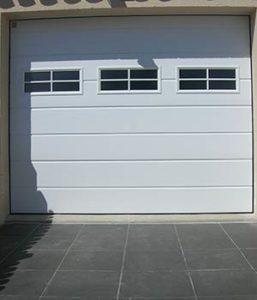 porte de garage sables d'olonne en vendée