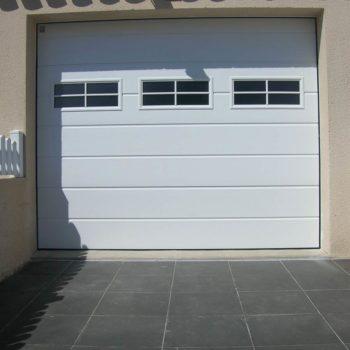 Porte de garage en Vendée